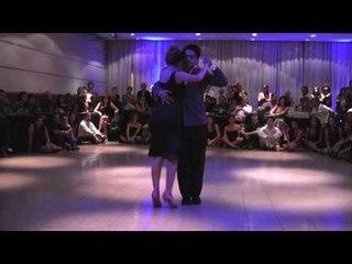 Noelia Hurtado y Carlos Espinoza, revive el baile, calor y el amor tango fest - Rosario