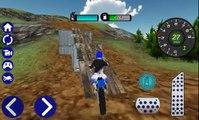 Androïde les meilleures extrême saut moto 3d gameplay hd