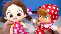 Niloya Maşa Kuaför Oyunu - Niloya ve Maşa Birbirlerine Saç Stilleri Yapıyor - Evcilik Oyunu , Çizgi film animasyon türkçe film izle 2018