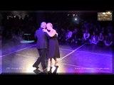 Baile del tango tradicional. Los Alonsos en Palace de Glacé tango en Buenos Aires