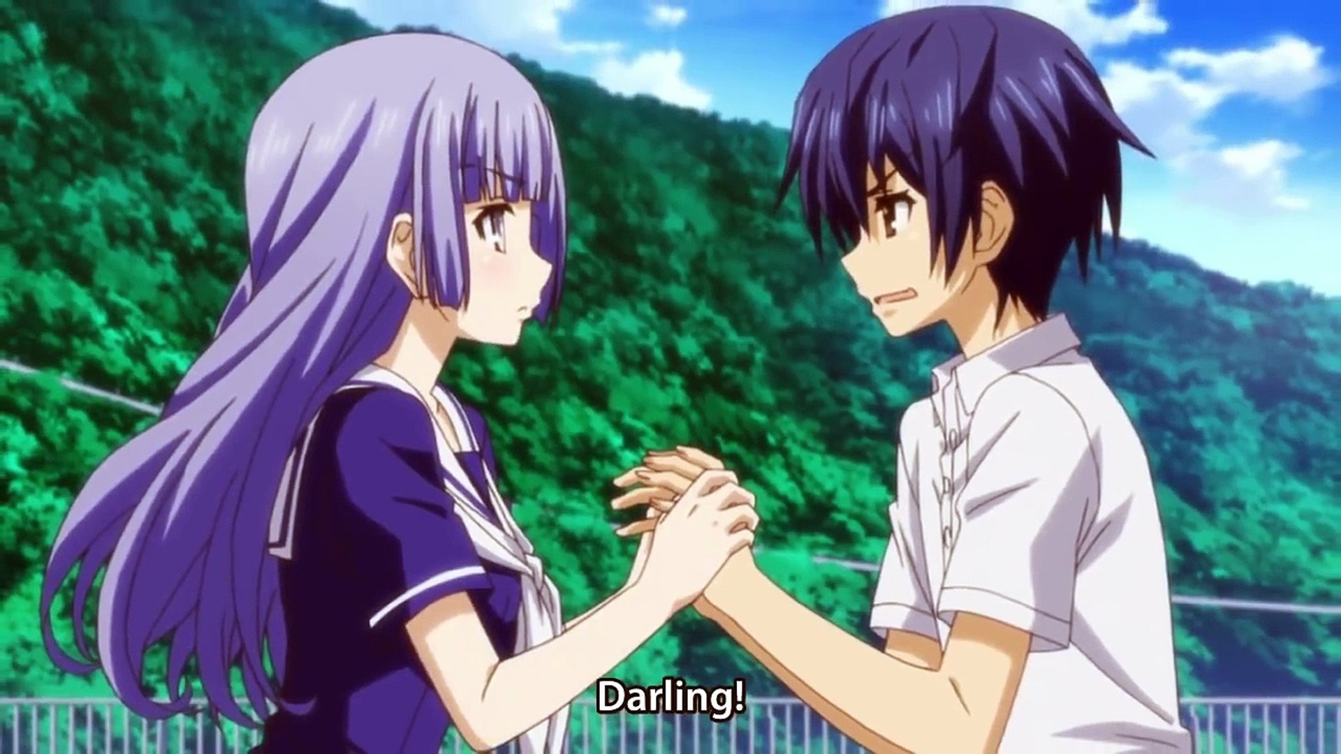 Directors Cut Date A Live Ii Final Scene Eng Sub Video Dailymotion