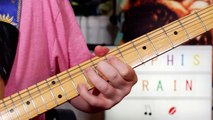 Memphis Train Buddy Miles Guitar Lesson