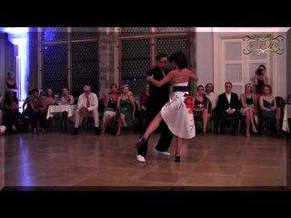 Tango Port Tallinn, Pablo Inza, Sofia Saborido en Festival Estonia 2017