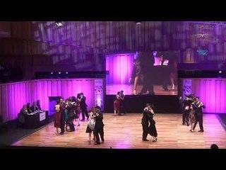Mundial de Tango 2017,  Semifinal pista Ronda  10