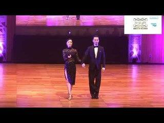 Mundial de Tango 2017 , Semifinal Escenario  3 de 9