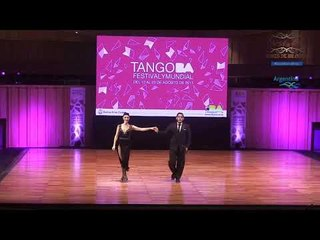 Mundial de Tango 2017, Semifinal Escenario 9 de 9