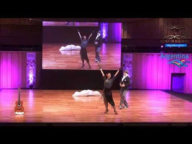 Mundial de Tango 2017, Semifinal Escenario 8 de 9