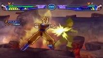 Dragonballz Budokai Tenkaichi 3 | SSJ2 Teen Gohan vs Majin Vegeta