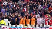 Quand des supporters essaient de récupérer leur ballon confisqué pendant un match de cricket !
