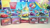Cabine des voitures changeurs couleur peindre sortie pulvérisation jouets Disney pixar ramone doc wingo colorshift