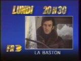 """FR3 - 21 Juin 1987 - Bande annonce, générique """"Cinéma de Minuit"""""""