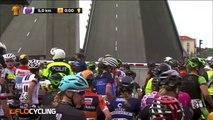 Un pont ouvert interrompt le Tour de Norvège féminin à Vélo à 5km de l'arrivée !! Sabotage !