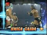 AAA-Sin Limite 2009.06.30 Cuautitlan Izcalli  06 Cibernetico & El Mesias vs. Dr. Wagner Jr. & Silver King