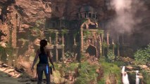 """Rise of the Tomb Raider : Bande annonce """"Xbox One X"""""""