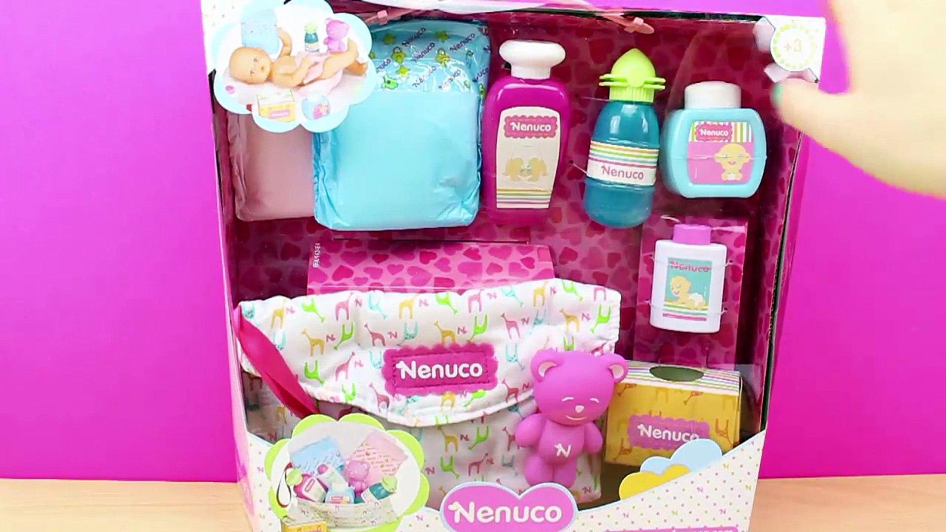 usa cheap sale low price sale hot products Bébé poupée Sac à main Nenuco célèbre table à langer de poupée Nenuco Nenuco