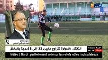 """Saïd Chabane : """"Belaïli, c'est en bonne voie"""""""