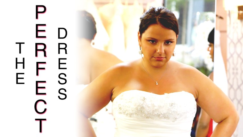 Plus Sized Confidence - The Perfect Dress