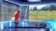 Découverte : le VTT envahit les pistes de ski des Portes du soleil