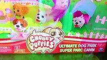 POOPING DOG Giant Poo Toys Play Doh Poop! Chubby Puppies Walking Pooping Play Doh Chubby D