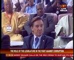 Speech By Kenyans Prof. Lumumba At The Nigerian Legislature Conference On Anti Corruption