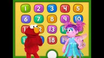 Elmo 1234 - Number 20 - Elmo 123 count with me, Sesame Street Elmo count with me by Disney