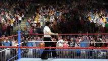 Bret Hitman Hart vs Irwin R. Schyster WWF Prime Time Wrestling October 1991 (WWE 2K16 Univ