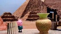 Dans le Peppa Pig ☻ Dorje mordu par une aventure de guêpe Egypte