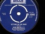 John Mayalls Bluesbreakers Sitting In The Rain 1967 45rpm