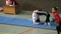 Et sur Championnat du vlog I en Allemagne Gymnastique Rythmique Mes performances de gymnastique de voyage
