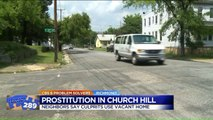 Neighborhood Residents Say Vacant Home Is Being Used for Prostitution