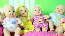 Bébés bouteilles la magie Magie avec et bébés magicos à 5 bouteilles de couleur  