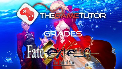 The Game Tutor Grades Fate/Extella The Umbral Star