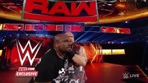The Dudley Boyz exit the Raw ring for the last time: Raw Exclusive, Aug. 22, 2016
