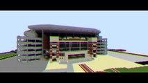 Minecraft MEGABUILD BRYANT DENNY STADIUM (Alabama Crimson Tide) [Official] +DOWNLOAD
