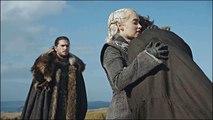 Jon & Daenerys | Jon Snow is not in love with me.