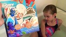 Activité et bain bulle doris découverte enfants petit temps équipe jouet cuve vidéo souhaits disney pixar