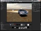 Tutorial de creación de auto creación 3 personaje del juego Unity3D
