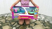 バービー プールでボート遊び イルカのボート / Barbie Dolphin Magic Ocean View Boat Playset