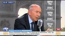 Neuf attentats ont été déjoués en France depuis janvier, selon le ministre de l'Intérieur