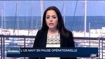 L'US Navy en pause opérationnelle