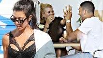 Kourtney Kardashian Upset Over Younes Bendjima & Sofia Richie's Friendship