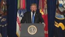 Trump implica más a fondo a Estados Unidos en la guerra de Afganistán