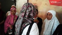 Tangis Haru Duka Keluarga Jemaah Indonesia yang Wafat