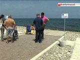 TG 14.08.12 Dopo Pane e Pomodoro i disabili di Bari potranno accedere anche a Torre Quetta