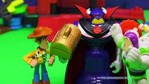 Et éclater bourdonner histoire jouet jouets déballage vidéo boisé disney pixar sunnside