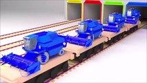 Des voitures les couleurs éducatif pour enfants Apprendre garderie rimes jouets Entrainer vidéo avec Thomas  