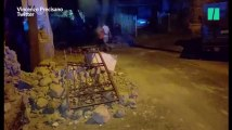 Un bébé de 7 mois sauvé des décombres après le séisme d'Ischia