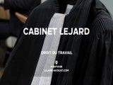 Cabinet d'avocats LEJARD, spécialistes en Droit du Travail à Pontoise - Cabinet LEJARD