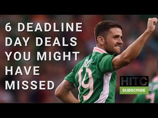 6 Deadline Day Deals You Might Have Missed