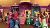 Poupées Princesses Disney Magiclip Vêtements Polly Pocket 5ème séance dessayage